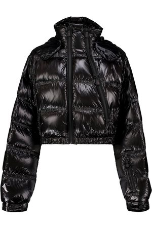 Moncler Women Jackets - Jocelme cropped down jacket