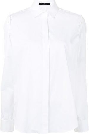 Rokh Detachable sleeve shirt