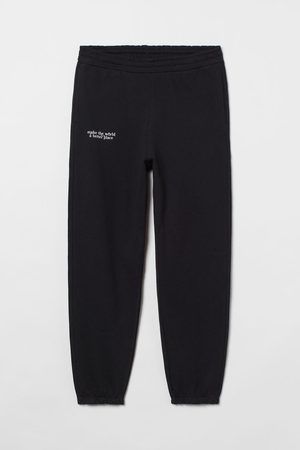 H&M Loose Fit Cotton joggers