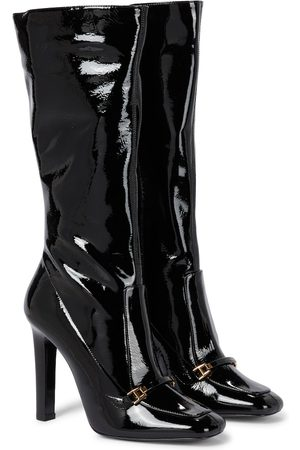Saint Laurent Exclusive to Mytheresa – Camden leather knee-high boots