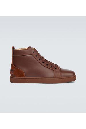 Christian Louboutin Exclusive to Mytheresa – Fun Louis sneakers