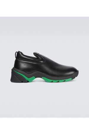 Bottega Veneta Flash leather sneakers