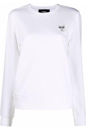 Karl Lagerfeld Women Long Sleeve - Choupette T-shirt