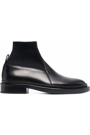 Jil Sander Women Ankle Boots - Elasticated ankle boots