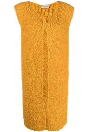Chiara Bertani Knitted mid-length vest
