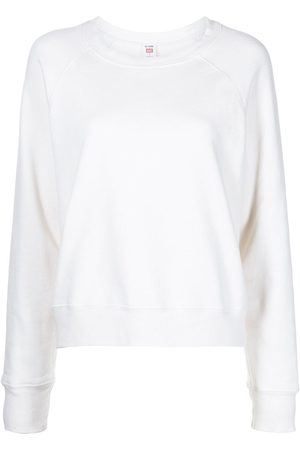 RE/DONE Long-sleeved cotton sweatshirt