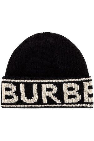 Burberry BB Cashmere Knit Hat in