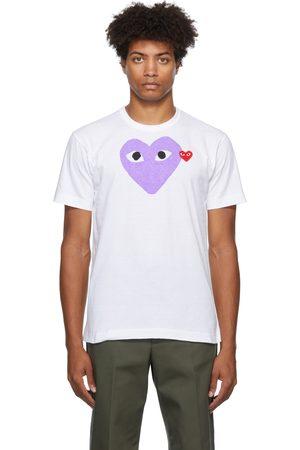 Comme des Garçons Double Heart T-Shirt