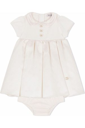 Dolce & Gabbana Baby Sets - Flared dress & bloomers set
