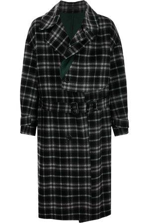 SONGZIO Reversible handmade trench coat