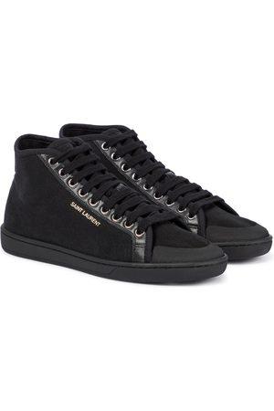 Saint Laurent SL39 canvas sneakers