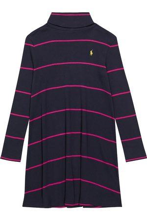 Ralph Lauren Striped sweater dress