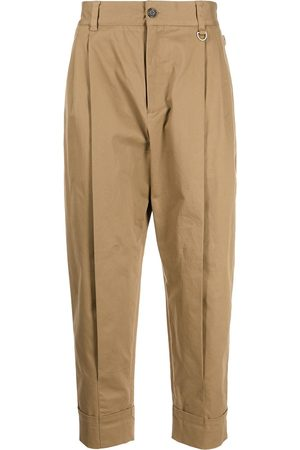 SONGZIO Signature fold trousers