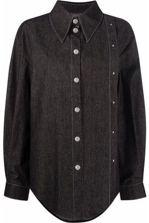 CONCEPTO Oversize long-sleeve shirt