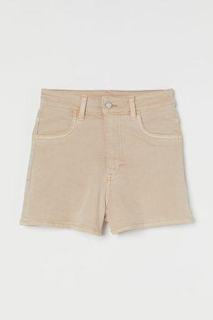 H&M Skinny High Denim shorts