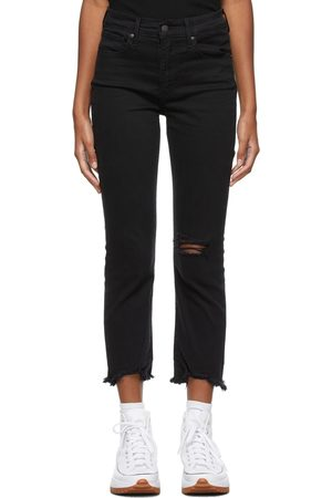 Levi's Women Straight - 724 High Rise Straight Crop Jeans