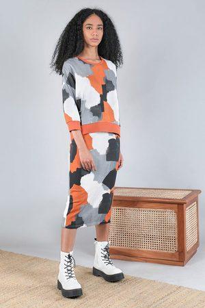 Conditions Apply Women Tops - Larysa Top Orange Multi