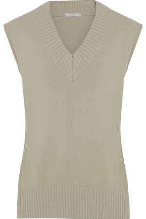 Low Classic Khaki Vest