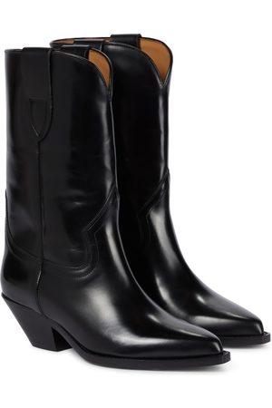 Isabel Marant Leyane leather ankle boots