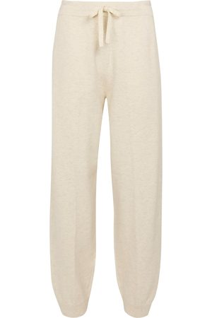 Isabel Marant Women Sports Trousers - Kira drawstring sweatpants