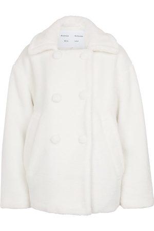 Proenza Schouler Label teddy jacket