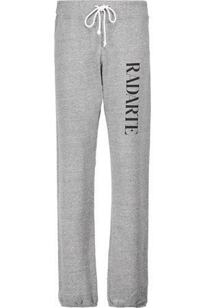 RODARTE Radarte Logo Sweatpants