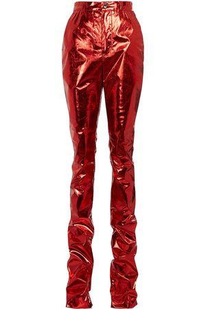 Dolce & Gabbana Metallic skinny pants