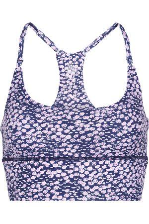 Adam Selman Sport Women Sports Bras - Core Cami printed sports bra