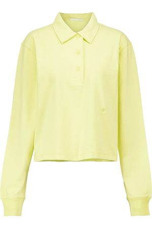 Helmut Lang Women Polo Shirts - Cotton polo top