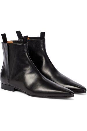 Maison Margiela Women Boots - Leather Chelsea boots