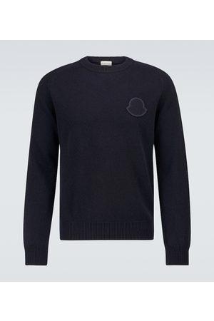 Moncler Logo cashmere sweater