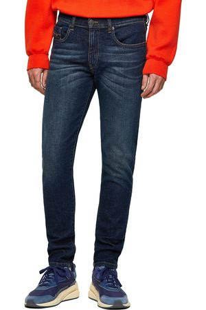 Diesel D-Strukt 9HN Slim Fit Jeans - Dark