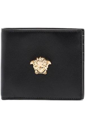 VERSACE Medusa Head leather wallet