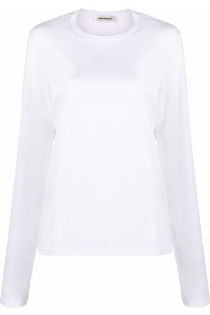 There Was One Long-sleeve organic cotton T-shirt