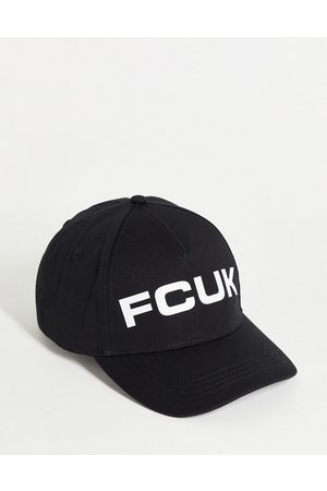 French Connection FCUK logo cap in