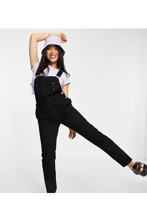 Dr Denim Relaxed fit dungarees in