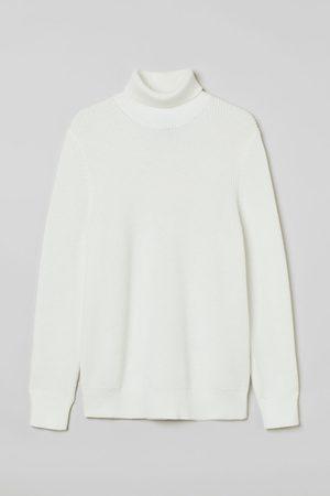 H & M Regular Fit Polo-neck jumper