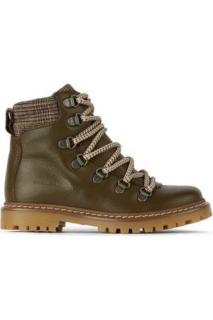 ANGULUS Kids Lace-Up Boots