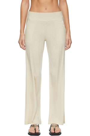 Frenckenberger Cashmere Wide Lounge Pants