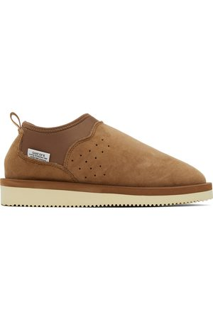 SUICOKE Men Loafers - RON-M2ab Mid Loafers