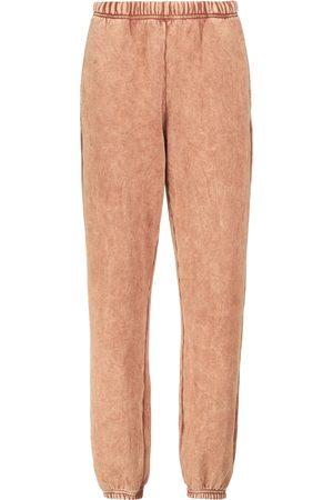 Les Tien Classic cotton fleece sweatpants