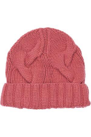 Loro Piana Baby Cashmere Rib Knit Beanie