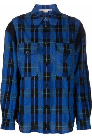Stella McCartney Check-print shirt