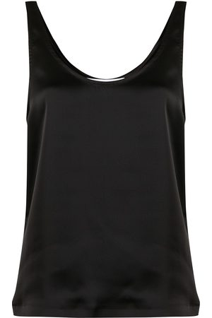 In the Mood for Love Satin-finish tank top