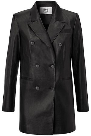 Marei Women Leather Jackets - Nigella Vegan Leather Jacket