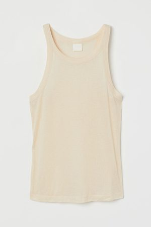 H & M Viscose-blend vest top