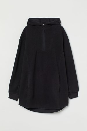 H&M Oversized faux shearling outdoor jacket