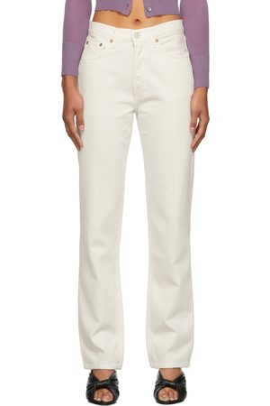 AGOLDE Lana Mid Rise Jeans