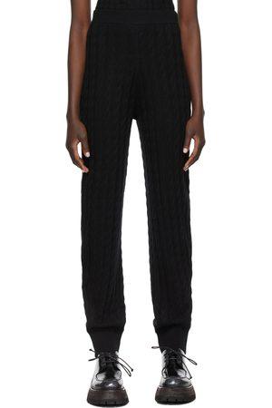 Totême Women Loungewear - Cashmere Cable Knit Lounge Pants