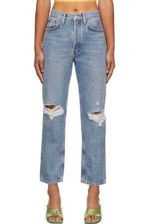 AGOLDE Women Jeans - Lana Crop Jeans